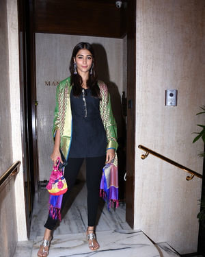 Pooja Hegde - Photos: Celebs At Manish Malhotra's Diwali Party