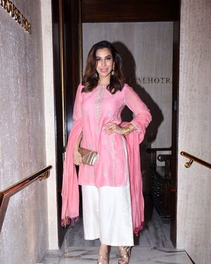 Sophie Choudry - Photos: Celebs At Manish Malhotra's Diwali Party