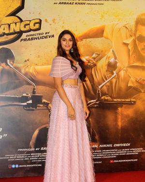 Saiee Manjrekar - Photos: Trailer Launch Of Film Dabangg 3