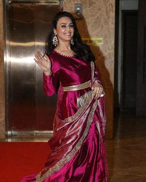 Preity Zinta - Photos:  Celebs At Ramesh Taurani's Diwali Party At His Bandra Residence | Picture 1694082