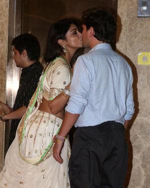 Photos:  Celebs At Ramesh Taurani's Diwali Party At His Bandra Residence