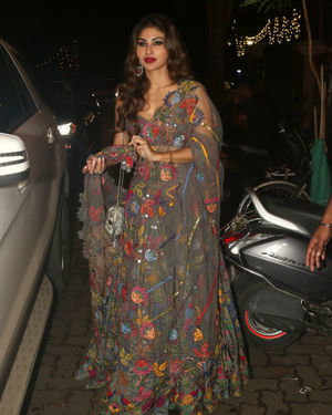 Mouni Roy - Photos: Ekta Kapoor's Diwali Party At Juhu