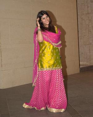 Ekta Kapoor - Photos: Jackky Bhagnani's Diwali Party At Bandra