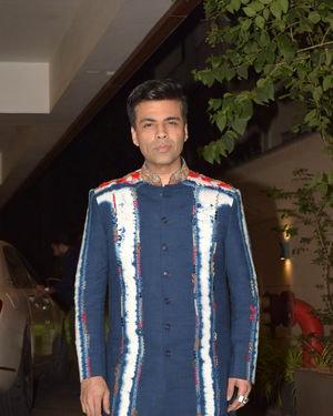 Karan Johar - Photos: Jackky Bhagnani's Diwali Party At Bandra