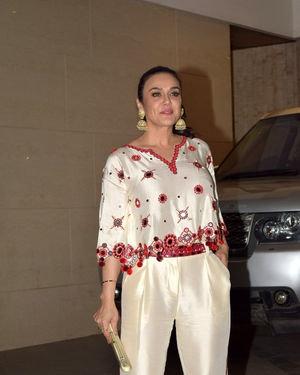 Preity Zinta - Photos: Jackky Bhagnani's Diwali Party At Bandra