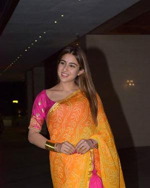 Sara Ali Khan - Photos: Jackky Bhagnani's Diwali Party At Bandra