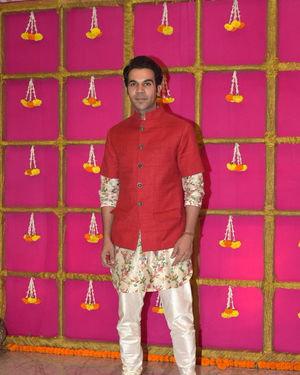 Rajkummar Rao - Photos: Krishan Kumar's Diwali Party At Juhu