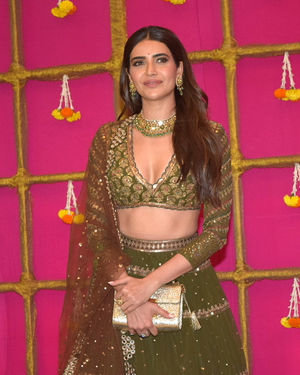 Karishma Tanna - Photos: Krishan Kumar's Diwali Party At Juhu