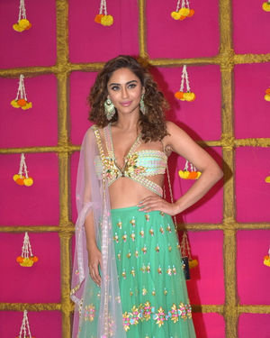 Krystle D'Souza - Photos: Krishan Kumar's Diwali Party At Juhu