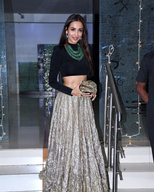 Malaika Arora - Photos: Mallika Bhatt's Diwali Party At Bandra