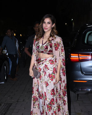 Sophie Choudry - Photos: Mallika Bhatt's Diwali Party At Bandra