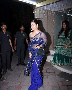 Kajol - Photos: Mallika Bhatt's Diwali Party At Bandra