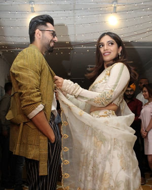 Photos: Promotion Of Hindi Film Bala At Olive Bandra