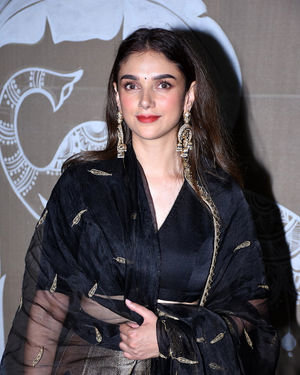 Aditi Rao Hydari - Photos: Celebs At Amitabh Bachchan's Diwali Party In Juhu