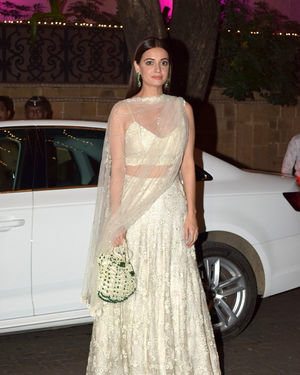 Dia Mirza - Photos: Celebs At Anil Kapoor's Diwali Party In Juhu