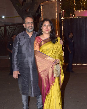 Photos: Celebs At Anil Kapoor's Diwali Party In Juhu