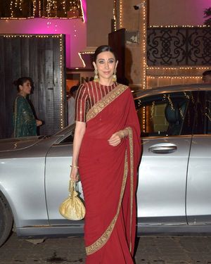 Karisma Kapoor - Photos: Celebs At Anil Kapoor's Diwali Party In Juhu