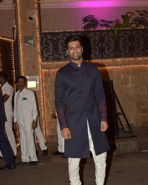 Vicky Kaushal - Photos: Celebs At Anil Kapoor's Diwali Party In Juhu
