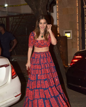 Sophie Choudry - Photos: Celebs At Anil Kapoor's Diwali Party In Juhu