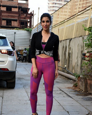 Sophie Choudry - Photos: Celebs Spotted at Gym | Picture 1695663
