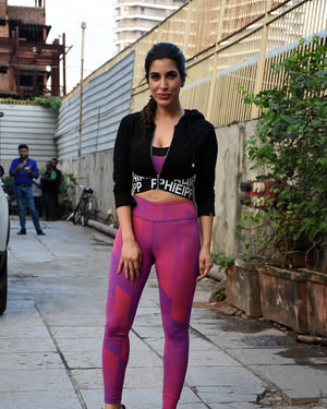 Sophie Choudry - Photos: Celebs Spotted at Gym | Picture 1695666