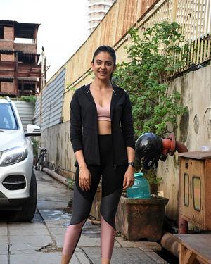 Rakul Preet Singh - Photos: Celebs Spotted at Gym