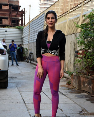 Sophie Choudry - Photos: Celebs Spotted at Gym