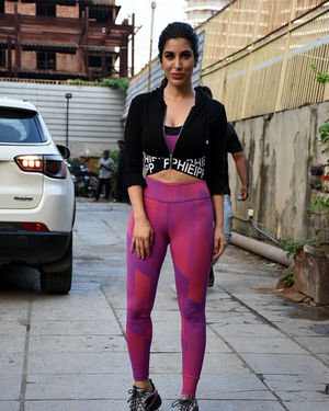 Sophie Choudry - Photos: Celebs Spotted at Gym | Picture 1695664