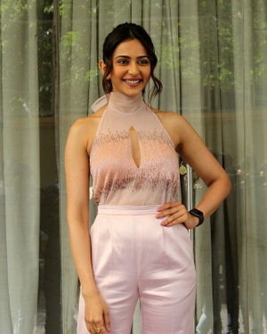 Rakul Preet Singh - Photos: Promotion Of Marjaavaan At Jw Marriott Juhu | Picture 1695638