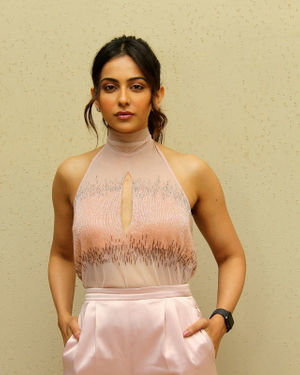 Rakul Preet Singh - Photos: Promotion Of Marjaavaan At Jw Marriott Juhu | Picture 1695649