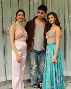 Photos: Promotion Of Marjaavaan At Jw Marriott Juhu   Picture 1695630