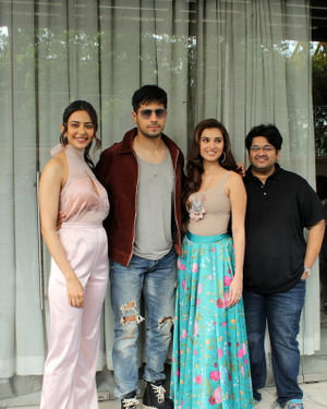 Photos: Promotion Of Marjaavaan At Jw Marriott Juhu   Picture 1695631