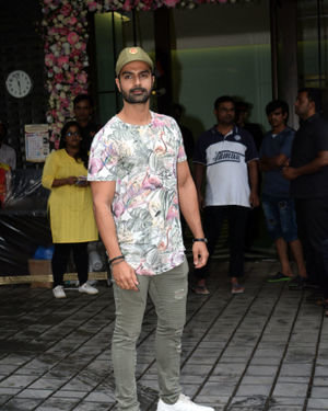 Photos: Bollywood Celebs At Arpita Khan's Home For Ganesh Chaturthi | Picture 1680033