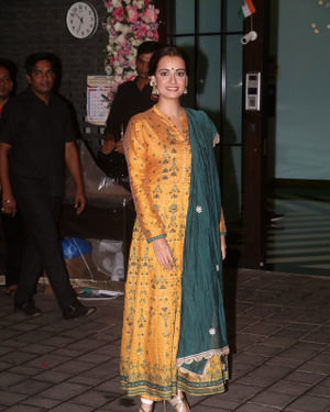 Dia Mirza - Photos: Bollywood Celebs At Arpita Khan's Home For Ganesh Chaturthi | Picture 1680022