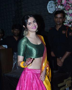 Divya Khosla - Photos: Bollywood Celebs At Arpita Khan's Home For Ganesh Chaturthi