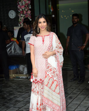 Sophie Choudry - Photos: Bollywood Celebs At Arpita Khan's Home For Ganesh Chaturthi