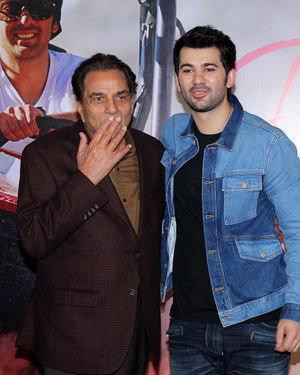 Photos: Trailer Launch Of Film Pal Pal Dil Ke Paas | Picture 1680215