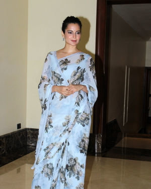 Photos: Kangana Ranaut At Press Conference Of Cauvery Calling Campaign | Picture 1680244