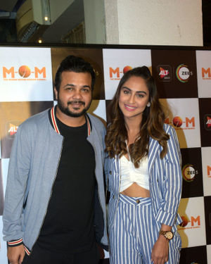 Photos: Screening Of Alt Balaji's New Web Series MOM At Sunny Sound
