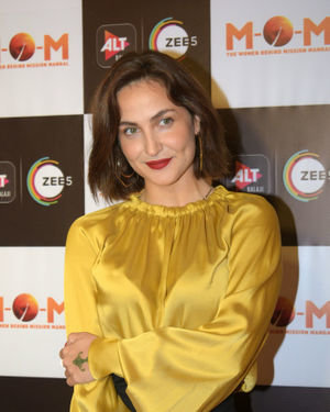 Elli Avram - Photos: Screening Of Alt Balaji's New Web Series MOM At Sunny Sound | Picture 1680846