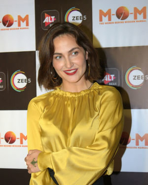 Elli Avram - Photos: Screening Of Alt Balaji's New Web Series MOM At Sunny Sound | Picture 1680871