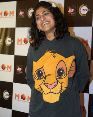 Kubbra Sait - Photos: Screening Of Alt Balaji's New Web Series MOM At Sunny Sound