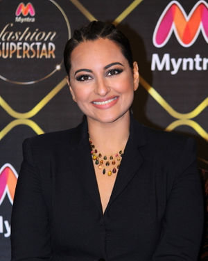 Photos: Sonakshi Sinha At The Launch Of 'Fashion Superstar'