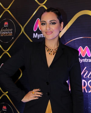 Photos: Sonakshi Sinha At The Launch Of 'Fashion Superstar' | Picture 1680817