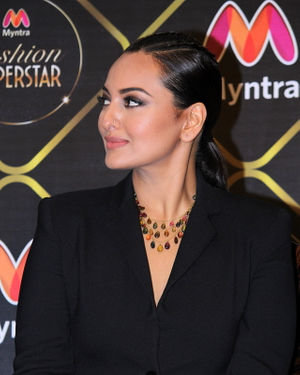 Photos: Sonakshi Sinha At The Launch Of 'Fashion Superstar' | Picture 1680809