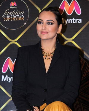 Photos: Sonakshi Sinha At The Launch Of 'Fashion Superstar' | Picture 1680810