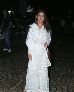Fatima Sana Shaikh - Photos: Screening Of Film Dream Girl At Pvr Ecx