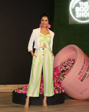 Photos: Shraddha Kapoor Announced As Brand Ambassador Of The Body Shop India | Picture 1682629