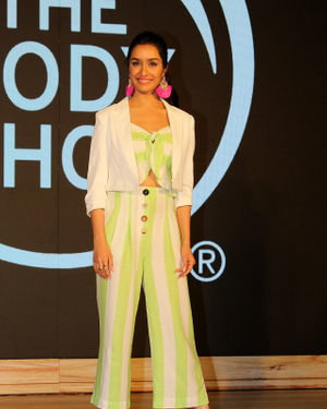 Photos: Shraddha Kapoor Announced As Brand Ambassador Of The Body Shop India | Picture 1682625
