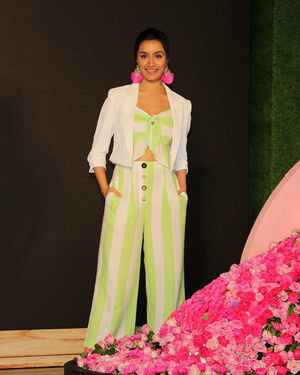 Photos: Shraddha Kapoor Announced As Brand Ambassador Of The Body Shop India | Picture 1682632